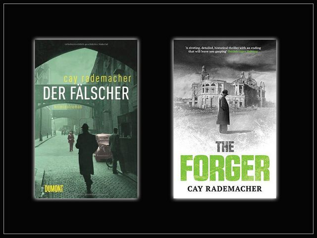 Cay Rademacher auf der Shortlist des »CWA International Dagger«