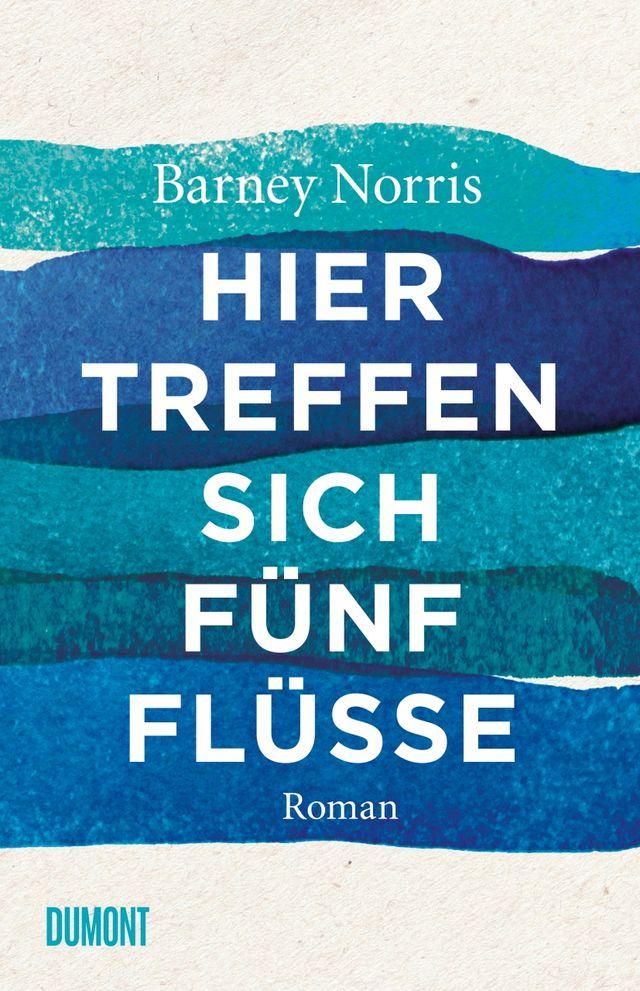 Barney Norris auf der Shortlist für den British Book Award