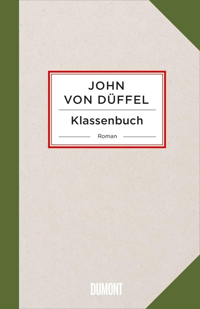 Interview mit John von Düffel
