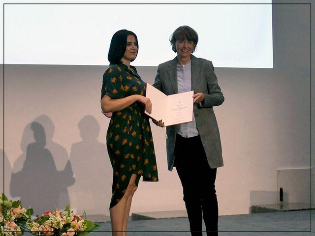 Karosh Taha hat das Rolf-Dieter-Brinkmann-Stipendium erhalten