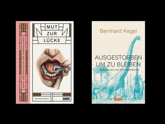 Zwei DuMont-Titel als »Wissensbücher des Jahres 2018« nominiert