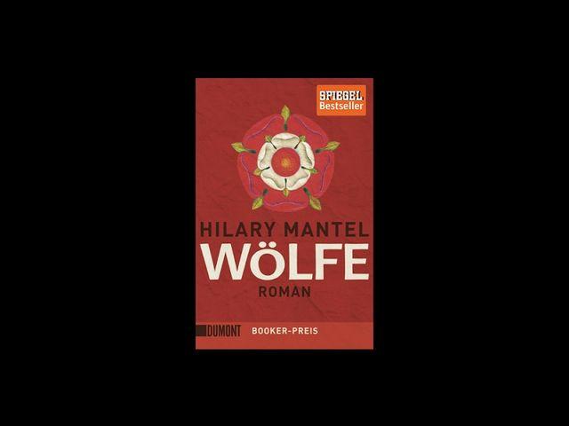 »Wölfe« von Hilary Mantel für den »Golden Man Booker Prize« nominiert