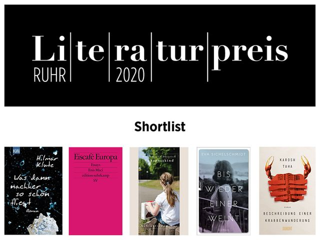 Karosh Taha für den Hauptpreis des Literaturpreises Ruhr 2020 nominiert