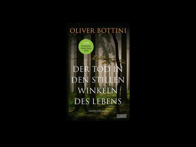 Oliver Bottini: Zwei Krimis, zwei Shortlist-Nominierungen