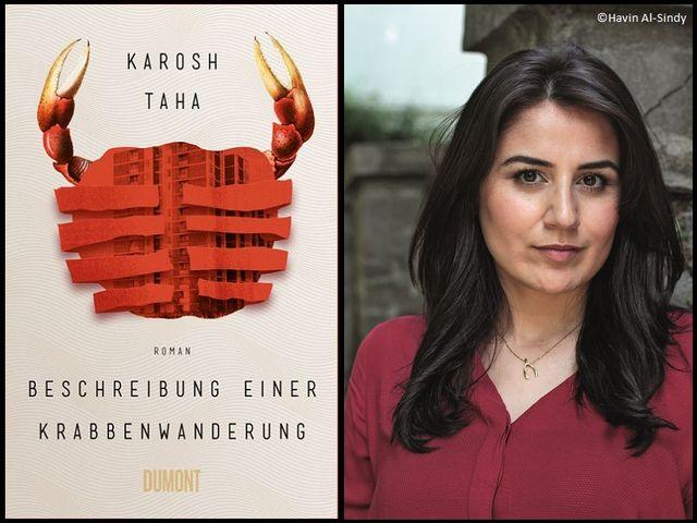 Karosh Taha für zwei Literaturpreise nominiert