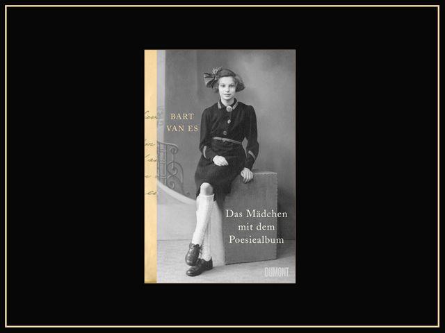 »Das Mädchen mit dem Poesiealbum« zum ›Costa Book of the Year‹ gekürt (Bart van Es)