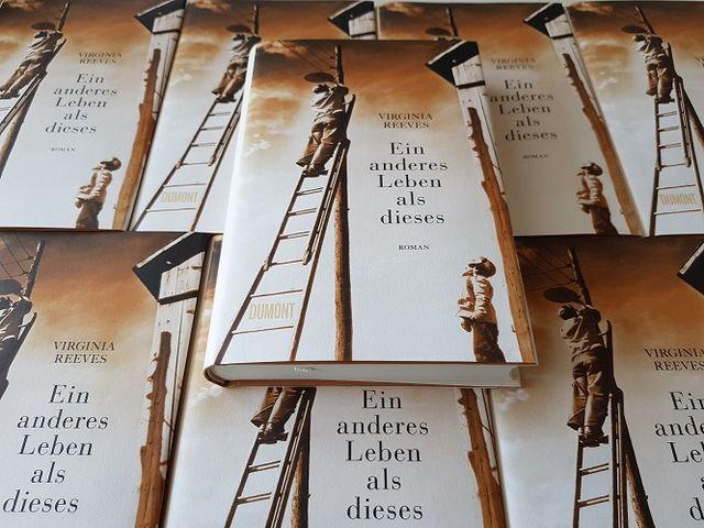 ›Ein anderes Leben als dieses‹: Autorin Virginia Reeves und Lektorin Antonia Marker im Gespräch