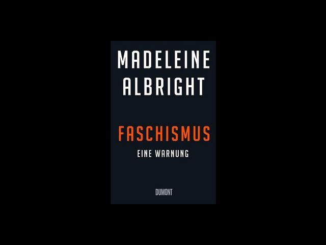 2018 Freedom Award für Madeleine Albright