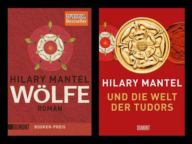 »Wölfe« zum besten britischen Historienroman aller Zeiten gekürt
