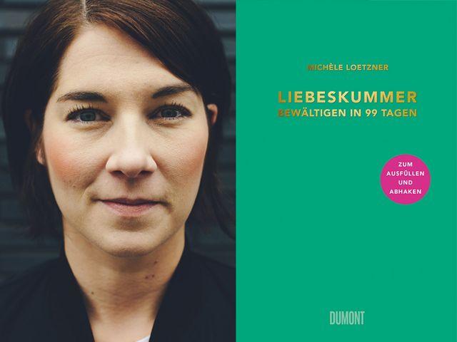 Interview mit Michèle Loetzner (»Liebeskummer bewältigen in 99 Tagen«)