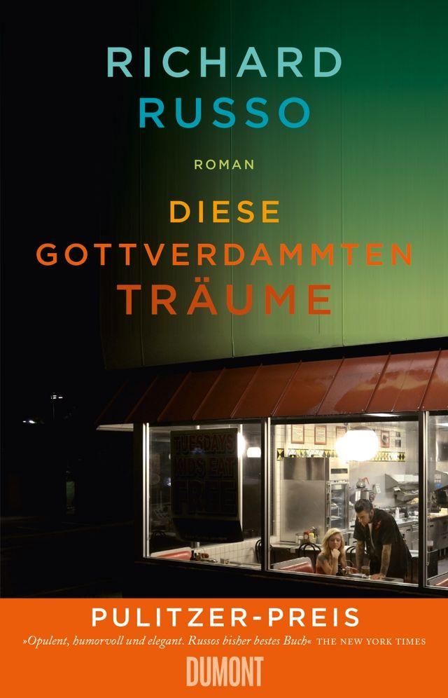 Pulitzer-Preisträger Richard Russo im Interview
