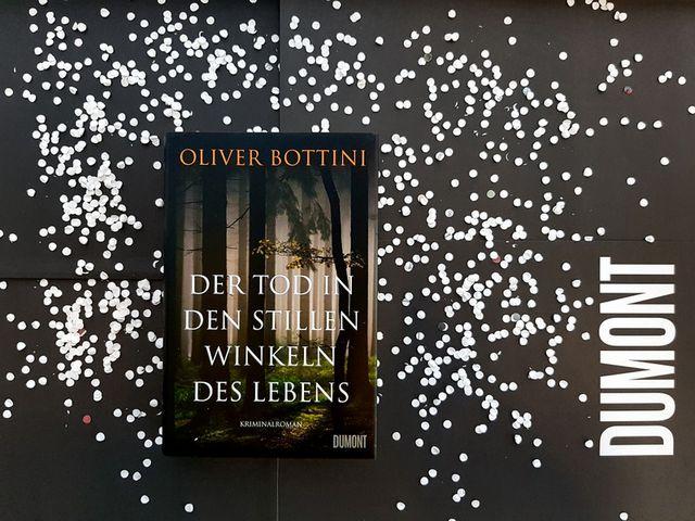 »Deutscher Krimi Preis« für Oliver Bottinis »Der Tod in den stillen Winkeln des Lebens«