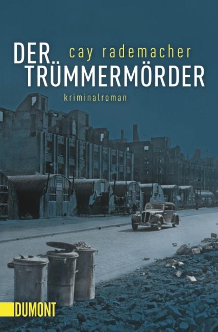Cay Rademacher für den Crime Writers' Association International Dagger nominiert