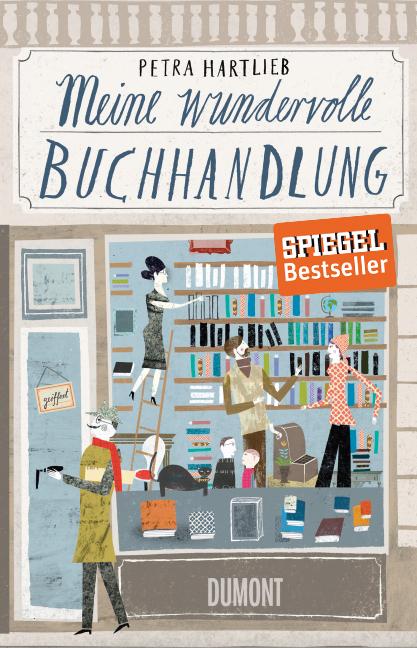 »Hartliebs Bücher« gewinnen den Österreichischen Buchhandlungspreis 2017