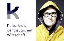 Jan Brandt auf der Shortlist des Literaturpreises des Kulturkreises der deutschen Wirtschaft